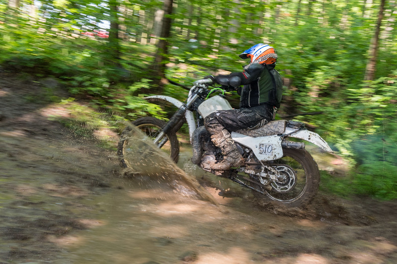 "Moto Armory AMA Vintage Off-Road Grand Championship: Hare Scrambles, July 7, 2017 at Mid-Ohio Sports Car Course in Lexington, Ohio. Photo by <a href=""https://2ndaryhwy.smugmug.com/"">Jen Muecke</a> for the American Motorcyclist Association."