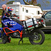 Nutcracker 200 Dual-Sport and Adventure Ride, Sept. 22, 2012 in Logan, Ohio. Photo courtesy of the AMA.