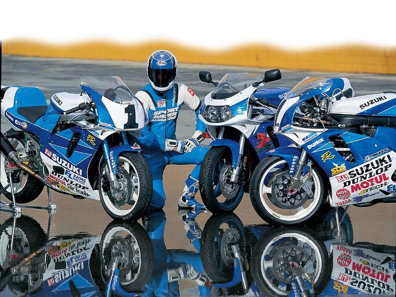 Yoshimura Suzuki - Sport Rider Article (1)