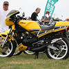 AMA Vintage Motorcycle Days, July 20-22, 2012 at Mid-Ohio Sports Car Course in Lexington, Ohio. Photo by WilkinsonBrothers.com courtesy of the AMA.