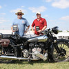 AMA Vintage Motorcycle Days, July 20-22, 2012 at Mid-Ohio Sports Car Course in Lexington, Ohio. Photo by WilkinsonBrothers.com, courtesy of the AMA.
