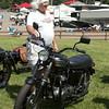 BikeBandit.com AMA Vintage Motorcycle Days, featuring Indian Motorcycle at Mid-Ohio Sports Car Course, July 11-13, 2014 near Lexington, Ohio. Photo by Halley Miller/American Motorcyclist Association. #AMAVMD