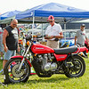 BikeBandit.com AMA Vintage Motorcycle Days, featuring Indian Motorcycle at Mid-Ohio Sports Car Course, July 11-13, 2014 near Lexington, Ohio. Photo by Jeff Guciardo/American Motorcyclist Association.