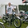 AMA Vintage Motorcycle Days at Mid-Ohio Sports Car Complex, July 10-12, 2015 near Lexington, Ohio. Photo by Jeff Guciardo/American Motorcyclist Association. #AMAVMD