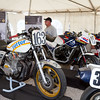 AMA Superbikes Display presented by Suzuki<br /> Photo by Jeff Guciardo / American Motorcyclist Association