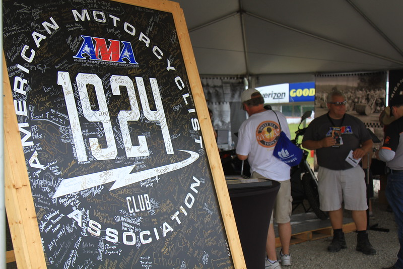 Photo by Jeff Guciardo / American Motorcyclist Association