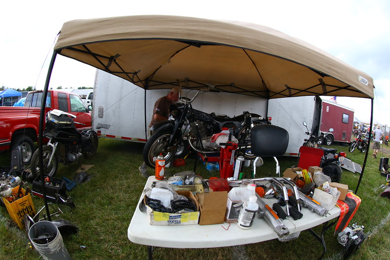 Swap Meet presented by Federal Motorcycle Transport<br /> Photo by Joe Hansen