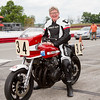 Grand Marshal, Wes Cooley<br /> Photo by Jeff Guciardo / American Motorcyclist Association
