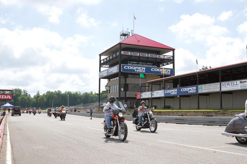July 8-9, 2017 at Mid-Ohio Sports Car Course in Lexington, Ohio. Photo by Jeff Guciardo/AMA