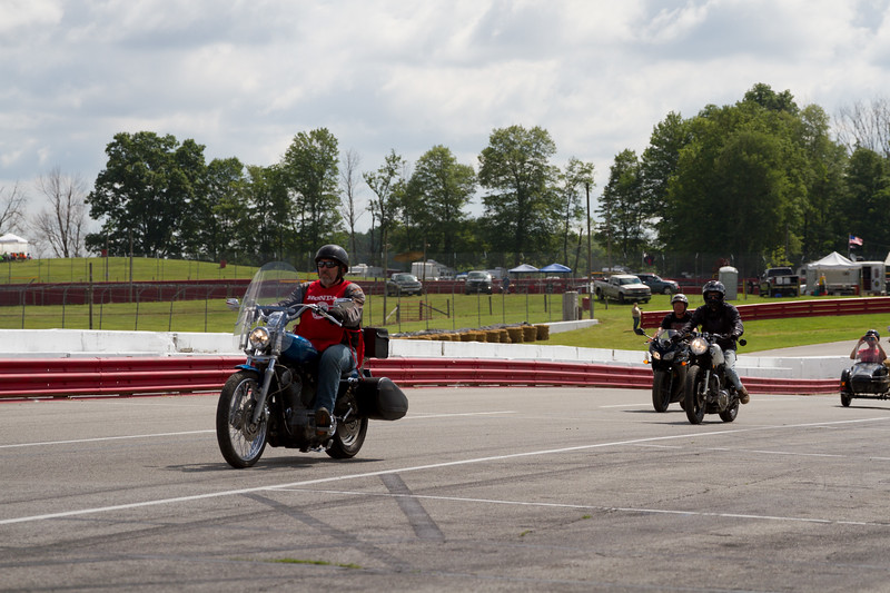 July 8-9, 2017 at Mid-Ohio Sports Car Course in Lexington, Ohio. Photo by Jeff Guciardo/AMA