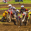 Riders compete in the 2013 AMA Vintage Motocross National Championship Series. Photo: Corey Mays/AMA.