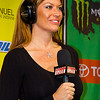 Speed's Erin Bates AMA Supercross Atlanta