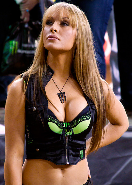 Monster Energy Drink Girl Atlanta