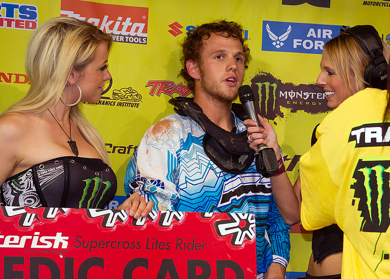 AMA Supercross Lites Atlanta