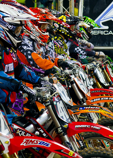 AMA Supercross Atlanta Lineup