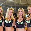 Monster Girls Atlanta AMA Supercross