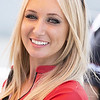 Jordan Motorsports Umbrella Girl Barber