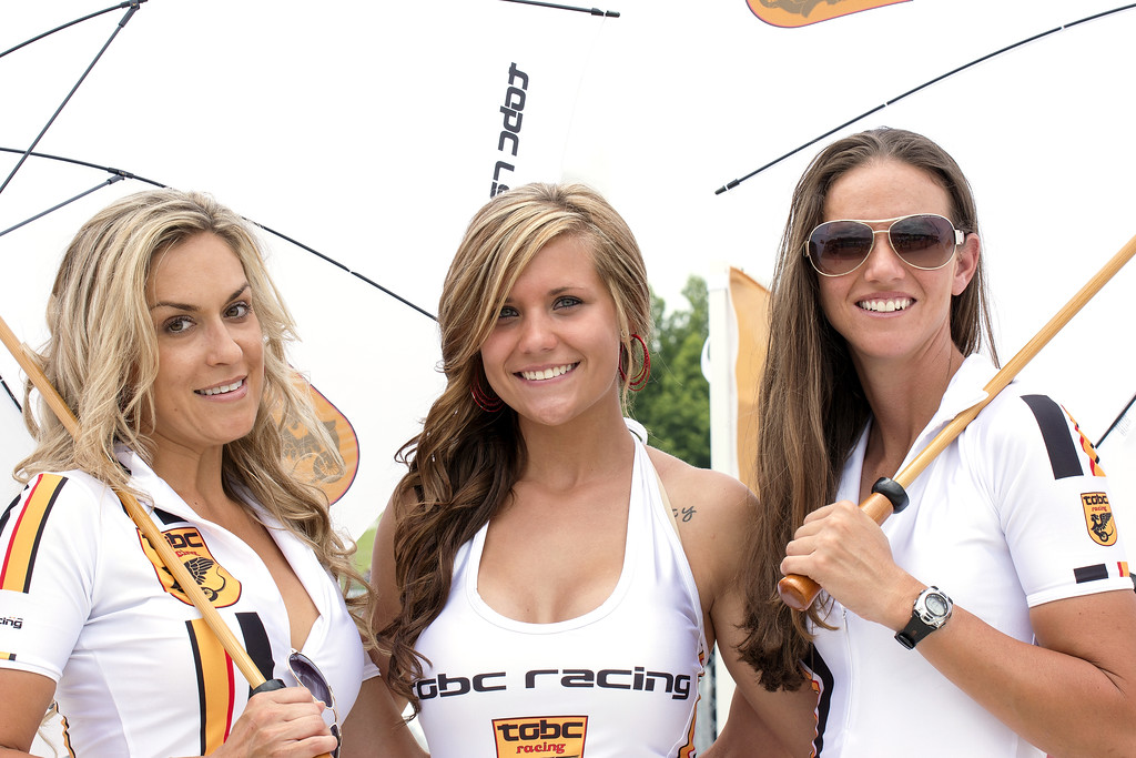 TOBC Racing Umbrella Girls Barber