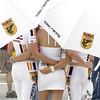 TOBC Racing Umbrella Girls Fan Walk Barber