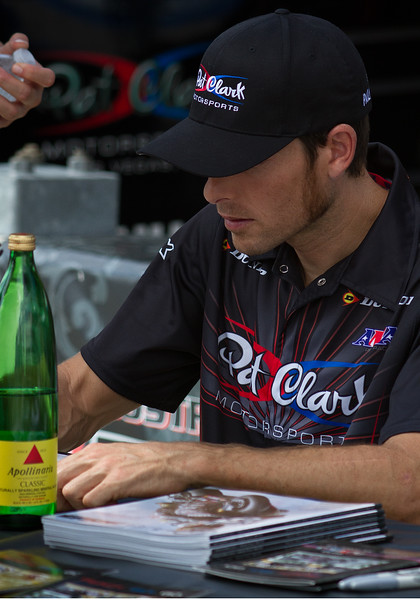 Ben Bostrom joined Pat Clark Motorsports for the 2010 SuperBike Season.