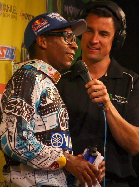 ames Stewart AMA SX Las Vegas