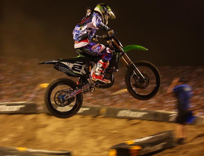 Ryan Villopoto AMA SX Championship Las Vegas