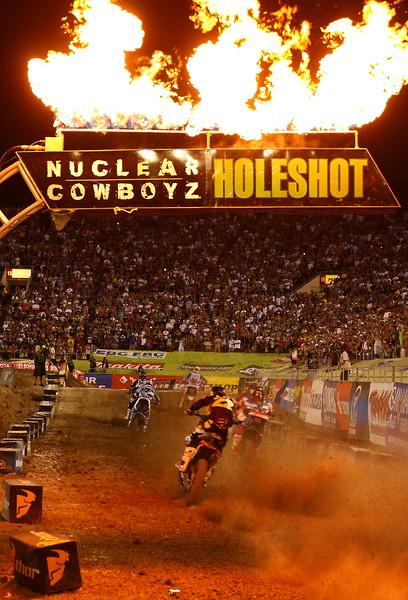 Main Event Holeshot Las Vegas.