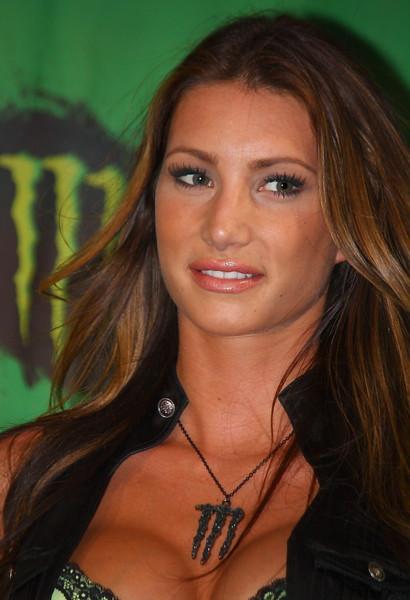 Monster Energy Girl Sam Boyd Stadium Las Vegas