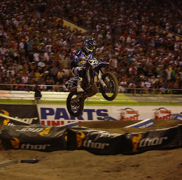 AMA SX Lites Ryan Sipes.