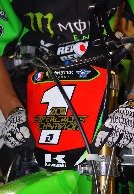 2011 Supercross Champion