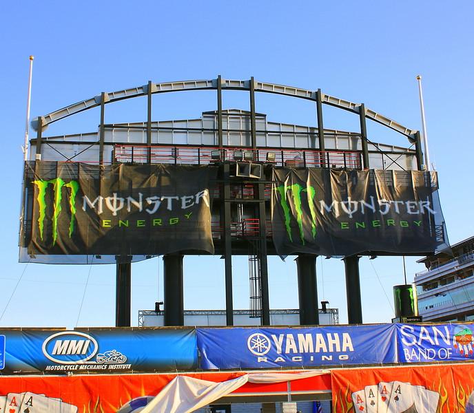 Monster Energy Drink AMA SX Las Vegas