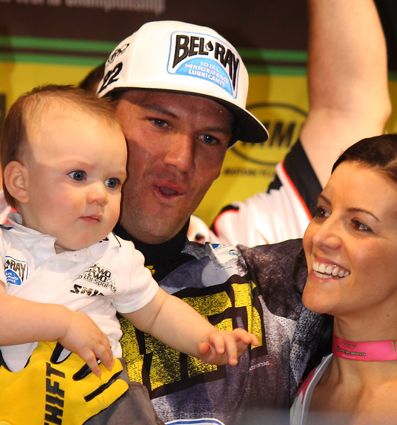 Chad Reed and Family Vegas.