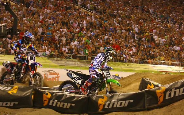 AMA SX Championship Las Vegas