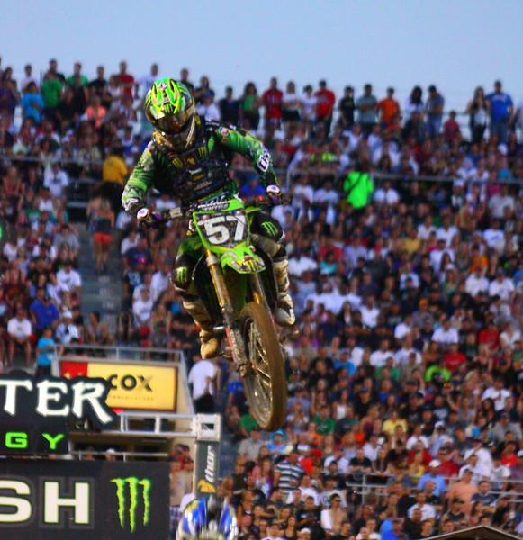 Blake Baggett AMA SX Vegas.