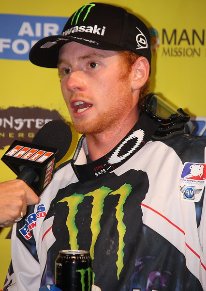Ryan Villopoto Speed Interview Las Vegas