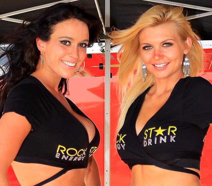 Rockstar Energy Girls AMA SX Texas