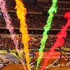 AMA SX Cowboys Stadium Pre-race Pyrotechnics