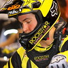 AMA SX Rider Ryan Dungey Prepares for Main Event Cowboys Stadium