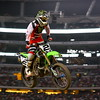 Ryan Villopoto AMA SX Arlington Cowboys Stadium Main Event.