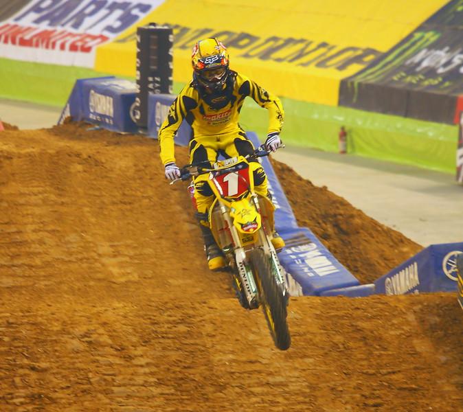 No. 1 Ryan Dungey AMA Supercross Texas