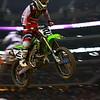 Ryan Villopoto Airborne Monster Energy Supercross Texas
