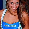 Falken Tire Girl AMA SX Texas