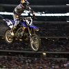 James Stewart AMA SX Cowboys Stadium Main Event.