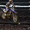 James Stewart AMA SX Cowboys Stadium Main Event.