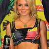 Ms. AMA Supercross Dianna Dahlgren Podium Cowboys Stadium