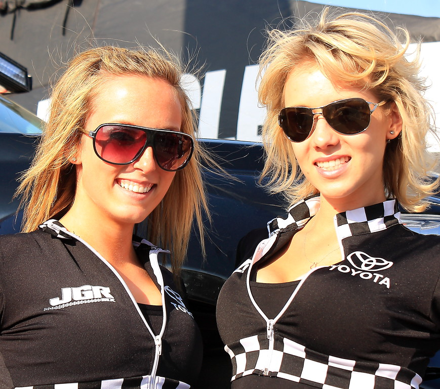 JGR Toyota Girls AMA SX Texas 2011