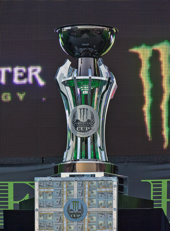 The Monster Energy Cup
