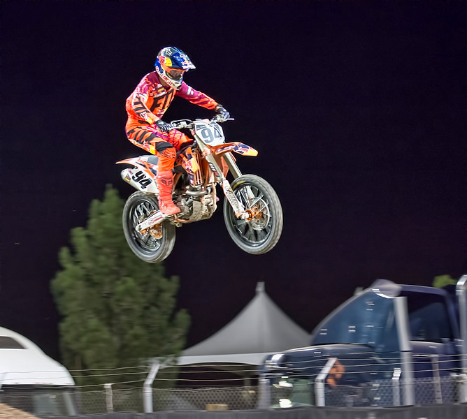 Ken Roczen Supercross star Monster Energy Cup rider