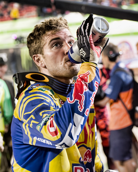 Ryan Dungey Supercross  champion monster energy cup rider