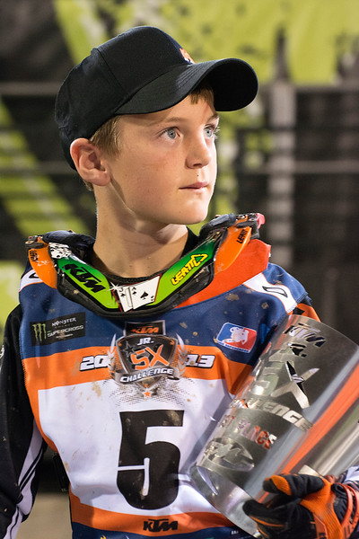 Amateur all-stars and jr champions lit the stage at Monster Cup